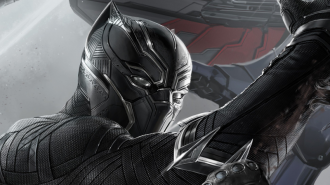 King T'Challa of Wakanda will join in the fun in Infinity War before starring in his own solo movie later on in 2018.
