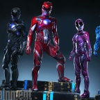 First Look at the New Power Rangers