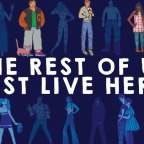 Review: The Rest Of Us Just Live Here