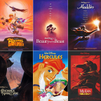 Ranking The Disney Renaissance Movies