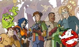 In 1997, a new animated series featured a brand-new incarnation of the team. The Extreme Ghostbusters saw Egon recruit a new generation of Ghostbusters, including a woman (pfft, female Ghostbusters! It'll never catch on....). He, Slimer and Janine the Secretary were the only main characters from the films.