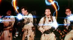 The world first called on the Ghostbusters in 1984, with the release of the hit comedy movie. The first - and definitive - line-up of the team is Egon Spengler (Harold Ramis), Peter Venkman (Bill Murray), Ray Stantz (Dan Akroyd) and Winston Zeddemore (Ernie Hudson).