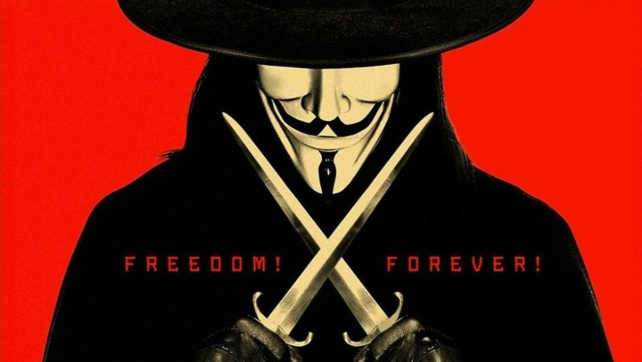 v for vendetta film review James mcteigue directs a fresh plot to blow up the government in v for vendetta.