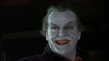 In 1989, the Joker was reinvented as the more serious character we know today. Portrayed by professional player of maniacs Jack Nicholson, this Joker was controversially revealed to be the murderer of Bruce Wayne's parents.