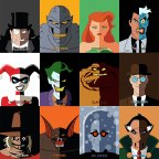 The Best Batman: The Animated Series Villains