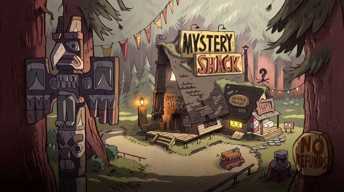 Mystery-Shack