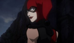 Hyden Walch reprised her role for the straight-to-DVD movie Batman: Assault on Arkham. Set in the universe of the Batman: Arkham video games, this Harley had ditched her puddin' and was in a relationship with fellow Suicide Squad member Deadshot. Let's just say the Joker was not best pleased with that.