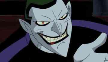 The Batman Beyond: Return of the Joker TV movie sees the Clown Prince reappear years after his apparent death. It turns out that - SPOILERS - former Robin Tim Drake had been implanted with a microchip containing Joker's DNA, transforming him into a clone of the villain. It's not a totally different version of the character, then, but worth a mention.