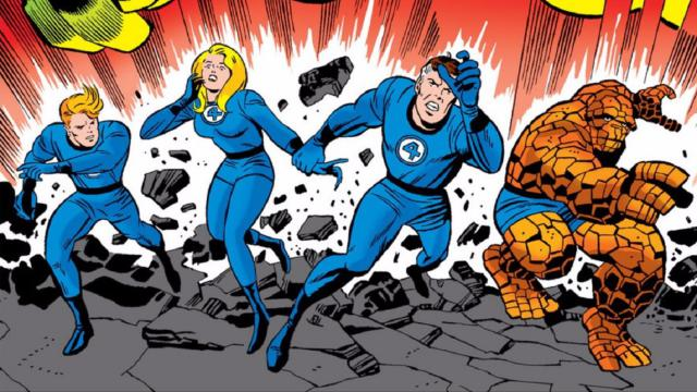 Fantastic-Four-by-Jack-Kirby-and-Joe-Sinnott