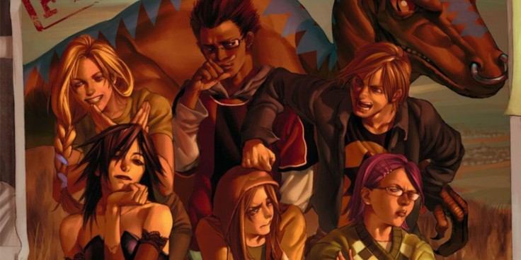 The-Runaways-Marvel-Comics-Team