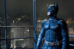 The Dark Knight (2008) + The Dark Knight Rises (2012) - For the sequel, Batman's suit was redesigned to be more armoured and to make the cowl much sleeker to allow Bale more maneuverability. The most functional suit ever utilsied in a Batman film, it was kept pretty much the same for the third movie.