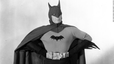 Batman (1943) - Just three years after his creation, the Caped Crusader was adapted for the screen in a 15 part movie serial. Unfortunately, looking back at it from 2016, the suit worn by Lewis Wilson in the role look pretty laughable now.