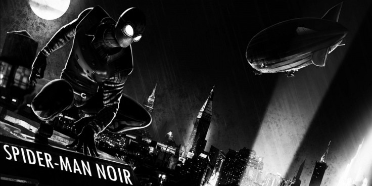 Spider-Man-Noir-Peter-Parker-Marvel-Comics