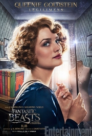 GALLERY: Fantastic Beasts and Where to Find Them - *EXCLUSIVE* Character Posters - Alison Sudol as Queenie Goldstein