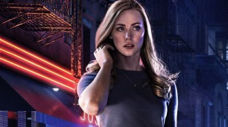 Karen Page only just found at that her beau Matt was really Daredevil in the closing moments of Daredevil season two. How will she react when he forms an all-new superhero team?