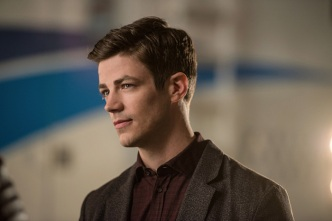"""DC's Legends of Tomorrow --""""Invasion!""""-- Image LGN207b_0195.jpg -- Pictured: Grant Gustin as Barry Allen -- Photo: Diyah Pera/The CW -- © 2016 The CW Network, LLC. All Rights Reserved."""