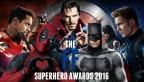 Fandom Factory's Superhero Awards of 2016