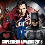 Fandom Factory's Superhero Awards of 2016