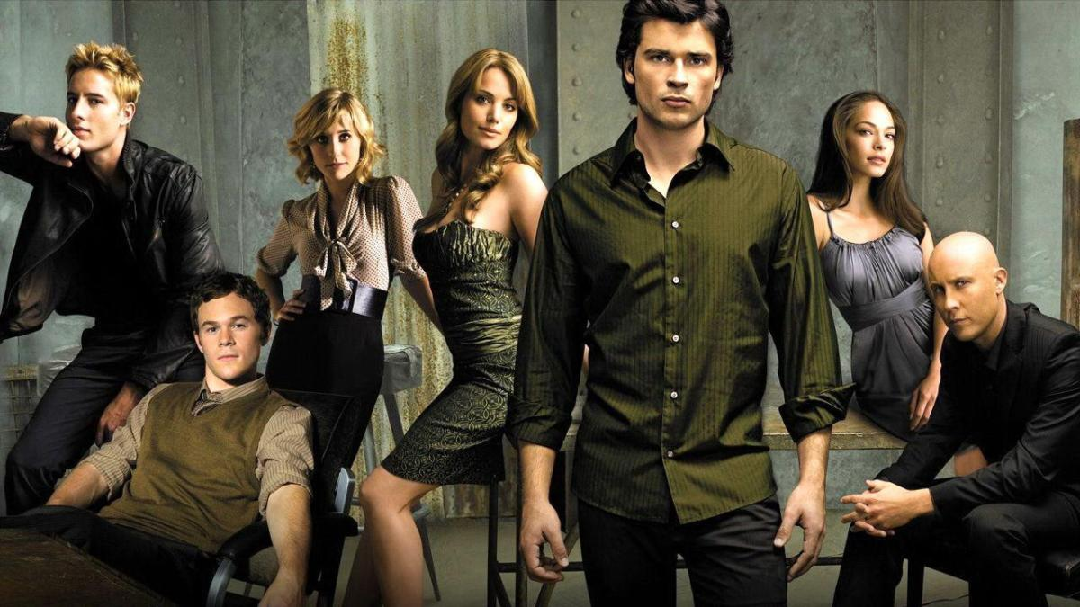 Reviewing Smallville (Season Six)