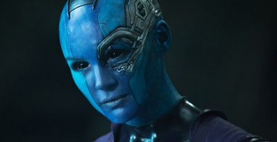 Gamora's assassin sister Nebula will also appear, after joining the Guardians team in the upcoming Vol. 2.