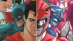 Comic Book Review: Justice League/Power Rangers #1