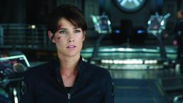 As will his right-hand woman, SHIELD agent Maria Hill.