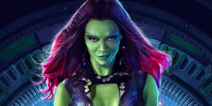 ...Gamora...