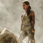 FIRST LOOK: Alicia Vikander as Lara Croft in Tomb Raider Reboot
