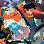 Comic Book Review: Super Sons #2