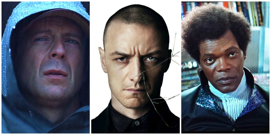 2019 Movie Poster Glass: Unbreakable/Split Sequel Is Titled Glass, Coming 2019