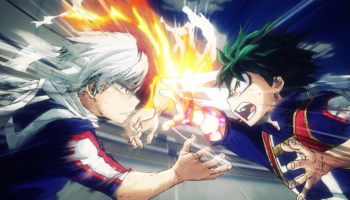 Review: My Hero Academia Ep  23 – Shoto Todoroki: Origin – Fandom
