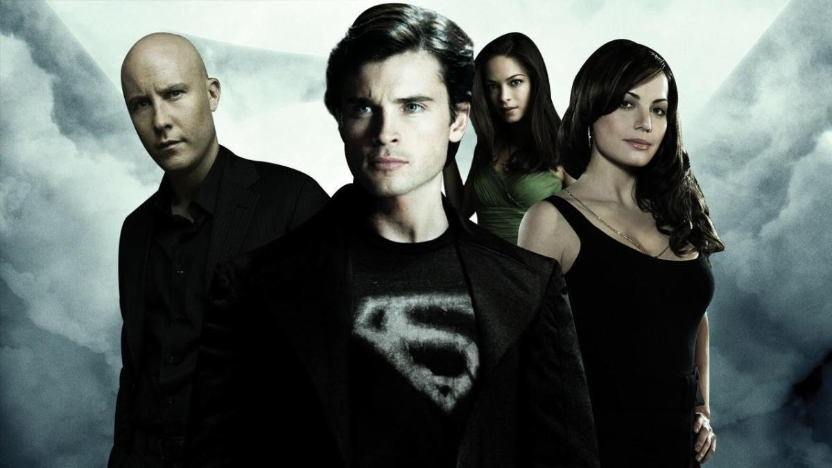 Ranking The Top 20 Characters of Smallville