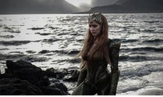 Mera (Amber Heard) - Aquman's wife and the Queen of Atlantis will make her DCEU debut in Justice League.