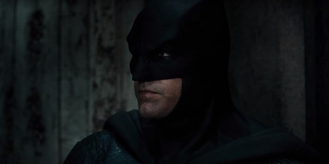 Batman (Ben Affleck) - The Dark Knight will form a group of the world's finest heroes to counter an imminent invasion of Earth.