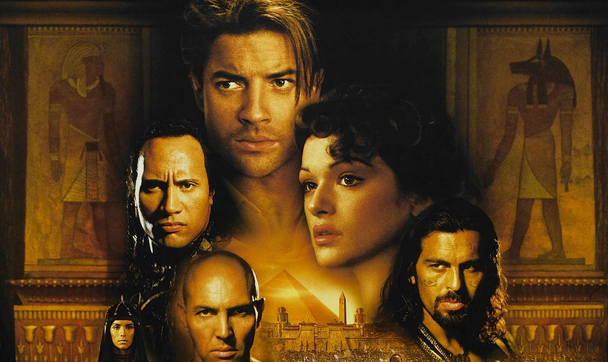 Looking Back At The Mummy 1999 And The Mummy Returns 2001 Fandom Factory
