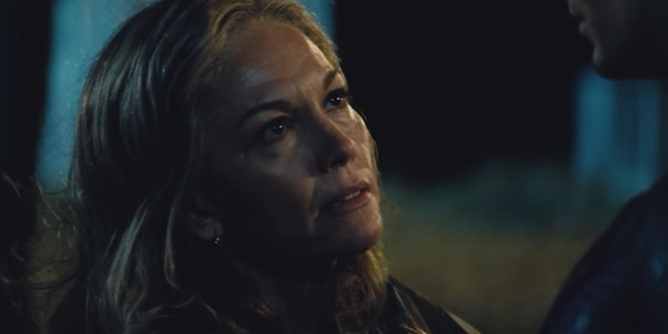 Martha Kent (Diane Lane) - Superman's adoptive Earth mother will likewise appear.
