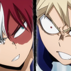 Review: My Hero Academia Ep. 25 – Todoroki vs. Bakugo