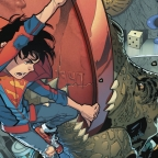 Comic Book Review: Super Sons #5