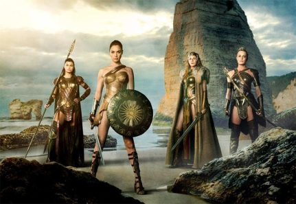 Hippolyta, Antiope and the Amazons (Connie Nielsen, Robin Wright and various) - the warrior women of Themyscira will make a return appearance in Justice League.