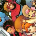 NEWS FLASH: Full Cast Announced For Marvel's New Warriors TV Series
