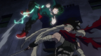 Review: My Hero Academia Ep. 29 – Hero Killer: Stain vs. U.A. Students