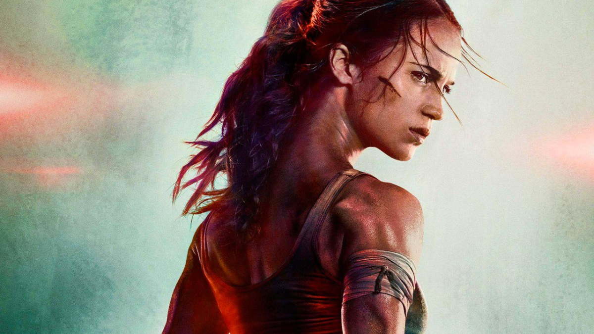 WATCH: Tomb Raider - First Trailer