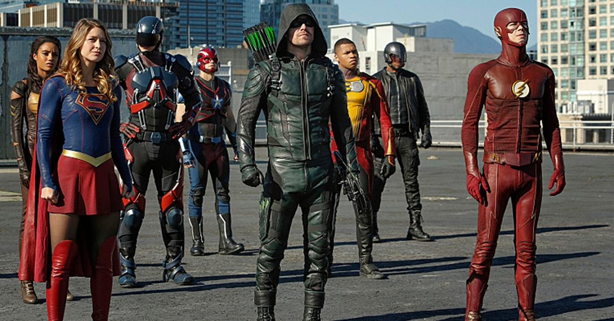 NEWS FLASH: This Year's Arrowverse Crossover Is... Crisis On Earth-X!