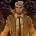 WATCH: First Look At Constantine (CW Animated Series)