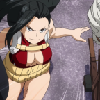 Review: My Hero Academia Ep. 35 – Yaoyorozu: Rising