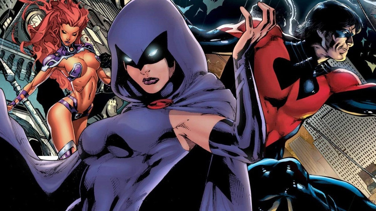 NEWS FLASH: Meet The Cast Of DC's Titans TV Show
