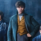 NEWS FLASH: Fantastic Beasts 2 Title And Cast Photo Revealed
