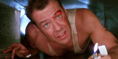 Here's one of the weirdest ones. Die Hard is now a Disney franchise! Yippekiyay, mother... lover.