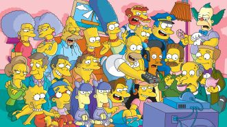 The Simpsons are going to Disney land!