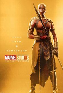 Marvel-Studios-More-Than-A-Hero-Poster-Series-Okoye-600x889